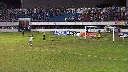 Itabaiana x Campinense: Veja os gols da partida e disputa por pênaltis