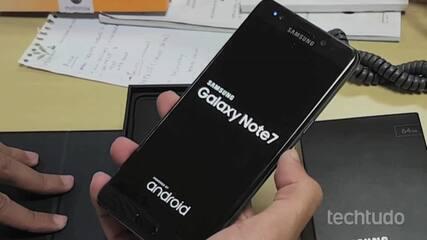Galaxy Note 7: companhia aérea proíbe uso do celular