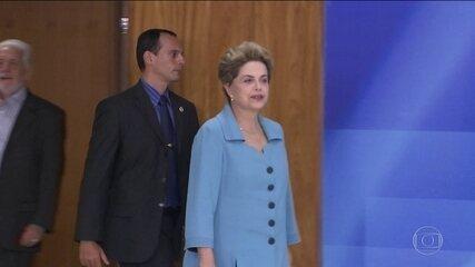 TCU recomenda ao Congresso rejeitar contas de Dilma de 2015
