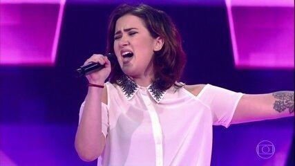 Cammie canta 'Listen'