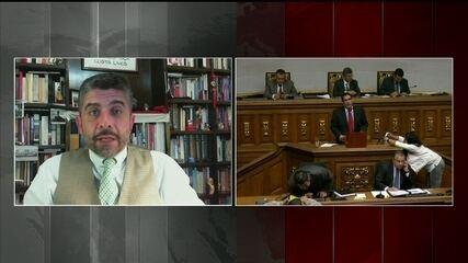 Parlamento da Venezuela aprova início de julgamento político de Maduro