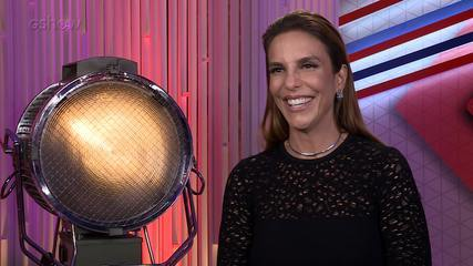 Ivete Sangalo fala sobre o clima nos bastidores do 'The Voice Brasil'