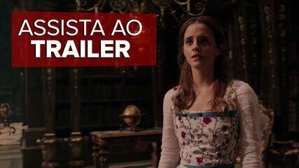 Trailer de 'A Bela e a Fera'