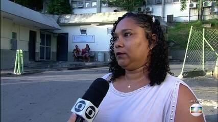 Pacientes reclamam de atendimento em hospitais da Baixada Fluminense