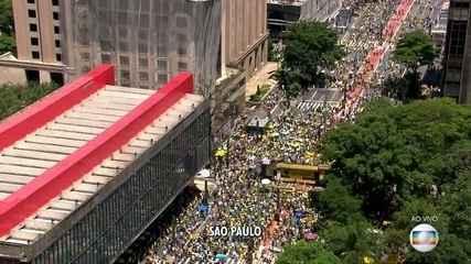 'Renan Calheiros entende que as manifestações são legitimas', diz Presidência do Senado