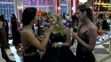 Dani Calabresa diz que vestido foi inspirado em Katy Perry