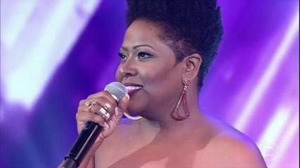 Vanessa Jackson canta 'I Will Always Love You'