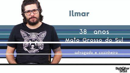 Conheça Ilmar, o novo participante do BBB 17