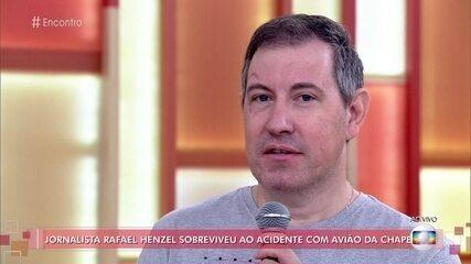 Rafael Henzel comenta importância do amistoso entre Brasil e Colômbia