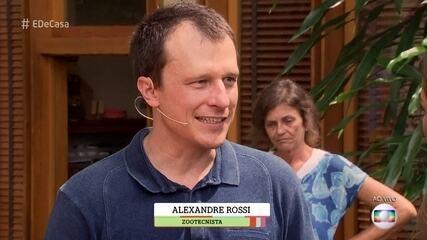 Alexandre Rossi dá dicas para quem quer adotar um animal