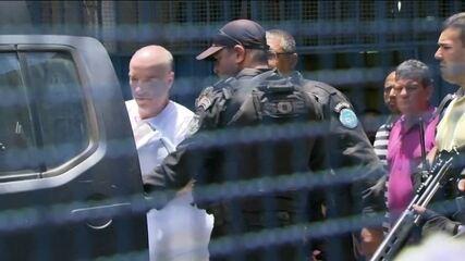 Eike Batista é transferido para o presídio de Bangu, na Zona Oeste do RJ