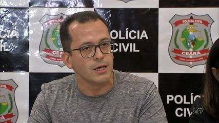 'Bandido terá Justiça ou Cemitério', disse André Costa, em uma de suas primeiras entrevistas como secretário no Ceará