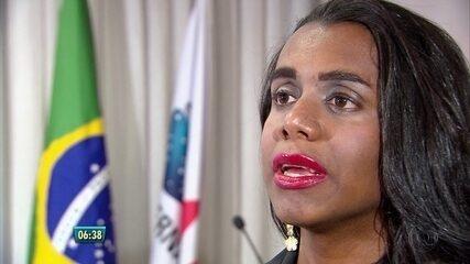 Robeyoncé Lima também foi a primeira transexual aprovada em um exame da OAB-PE
