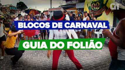 Guia do folião de bloco: veja dicas de alimentação para antes do carnaval