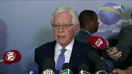 """""""Não há nenhuma tentativa de resolver crise política"""", diz Moreira Franco sobre nomeação"""