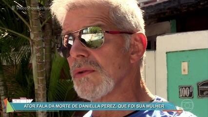 Raul Gazolla prepara volta à TV na novela 'A Força do Querer'
