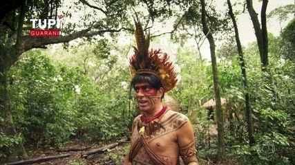 Índio Obirajara reivindica shopping na tribo
