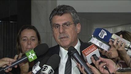 Projeto de Jucá pode beneficiar presidentes da Câmara e do Senado