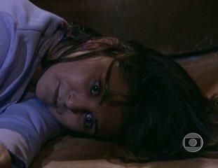 Djenane (Elizângela) foi mais uma vítima de Nazaré (Renata Sorrah) em 'Senhora do Destino'
