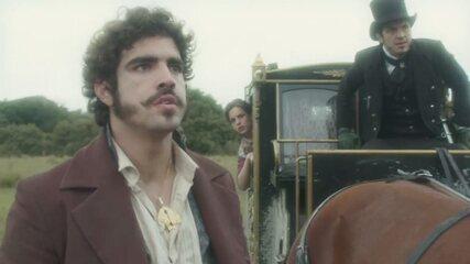 Veja quem são Dom Pedro e Leopoldina na trama