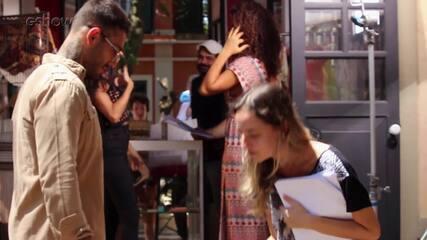 Lucas Lucco conta sobre o professor Daniel, seu personagem em 'Sol Nascente'
