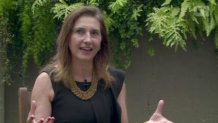 Monica Herrera, da Stefanini, é uma das poucas CEOs mulheres no Brasil