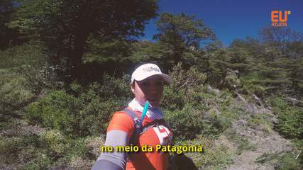 Eu na Patagônia: Eu Atleta encara a maratona o desafio El Origen