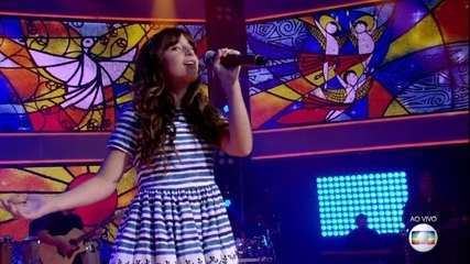 Giulia Soncini canta 'Ave Maria'