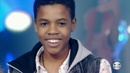 Juan Carlos Poca garante vaga na Final do 'The Voice Kids'