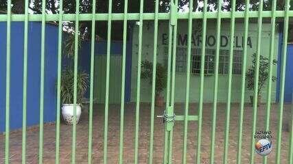 Professores da rede estadual fazem greve na região de Ribeirão Preto