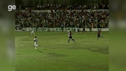 River-PI 3 x 4 Vitória pela Série C do Campeonato Brasileiro de 2006