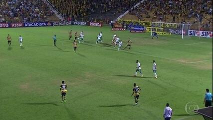 Palmeiras vence por 3 a 1 Novorizontino fora de casa pelo jogo de ida das quartas de final