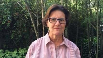 Ana Escobar diz o que fazer em caso de piolho