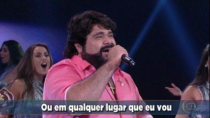 César Menotti e Fabiano cantam 'Ciumenta'