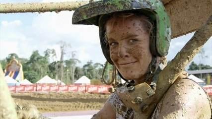 Ju Valcézia conta como foi participar de uma corrida maluca em Rondônia
