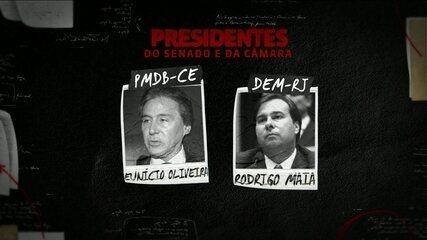 Fachin manda investigar Rodrigo Maia e Eunício Oliveira