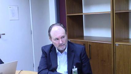 Benedicto Júnior relatou ao MP sobre doações à campanha de Ideli Salvatti ao governo de SC em 2010