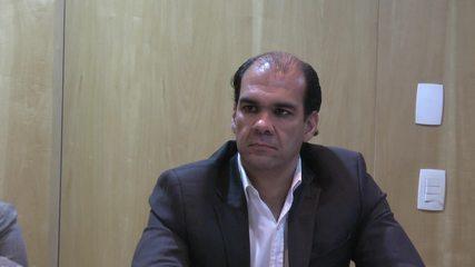 Delação de Leandro Andrade em que cita repasse de R$ 3 milhões para a campanha de Pedro Paulo, via caixa 2