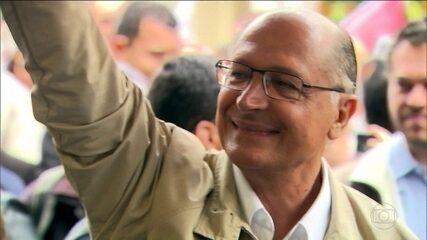 Delatores afirmam ter dado caixa dois a Alckmin em 2010 e 2014