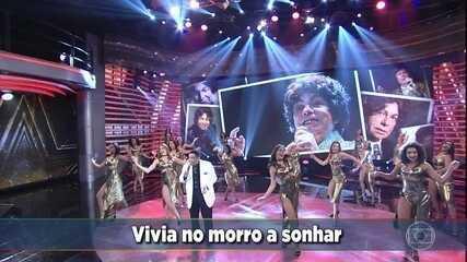 Agnaldo Timóteo canta 'Conceição' em tributo a Cauby Peixoto