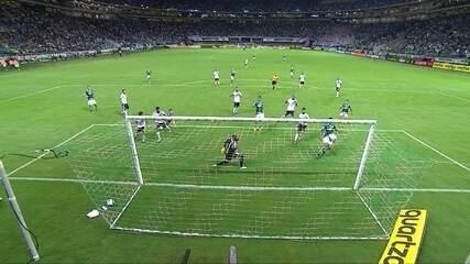 Veja os melhores momentos de Palmeiras 1x0 Ponte Preta