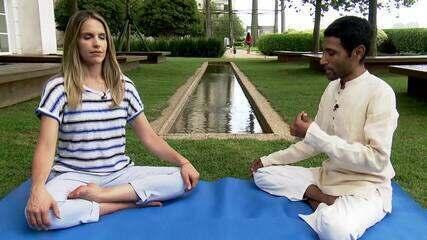 Aprenda a praticar a meditação do sorriso