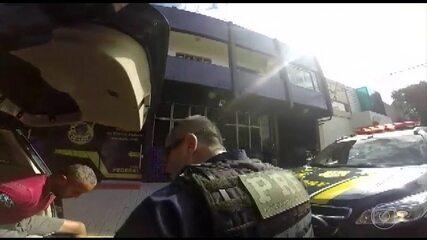 Polícia prende 10 suspeitos de participar do assalto no Paraguai
