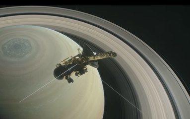 Cassini inicia sua última missão