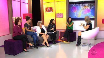 'Mistura' recebe mulheres com histórias e iniciativas inspiradoras
