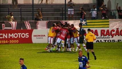 Os gols de Altos 1 x 2 River-PI pela sétima rodada do returno do estadual