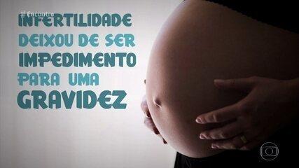 Ténicas de fertilidade ajudam mulheres que não conseguem ter filhos