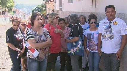 Pacientes protestam contra suspensão de quimioterapia na Santa Casa de Rio Pardo