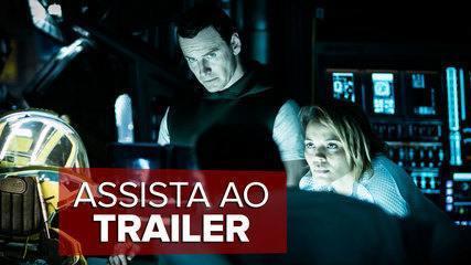 Assista ao trailer de 'Alien: Covenant'