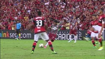 Melhores momentos: Flamengo 2 x 1 Fluminense pela decisão do Campeonato Carioca